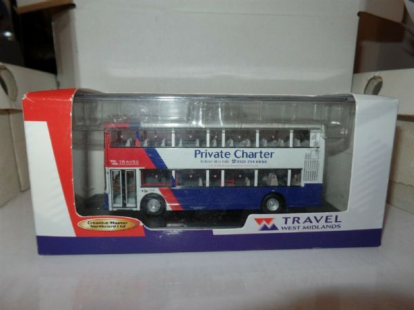 CMNL UKBUS4004 Volvo Olympian  Royale Bus West Midlands Travel No Mirrors